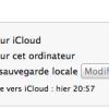 FAQ - Sauvegarde iTunes